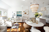 modern living room Get A Room is a boutique in Scarsdale New York for interior design.