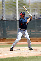 John Drennen  -  Cleveland Indians - 2009 spring training.Photo by:  Bill Mitchell/Four Seam Images