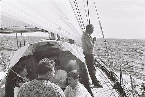 """We've earned this…."" Pub-crawling along the Devon coast. Photo: M Nixon"