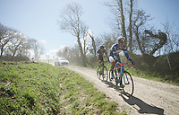 Jerome Baugnies (BEL/Wanty-Groupe Gobert)<br /> <br /> 33th Tro Bro Léon 2016