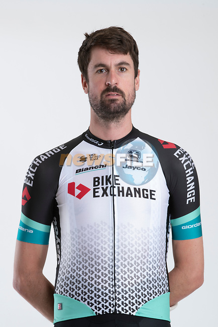 Sam Bewley (NZL) Team BikeExchange men's squad potrait, Spain. 22nd January 2021.<br /> Picture: Sara Cavallini/GreenEDGE Cycling | Cyclefile<br /> <br /> All photos usage must carry mandatory copyright credit (© Cyclefile | Sara Cavallini/GreenEDGE Cycling)