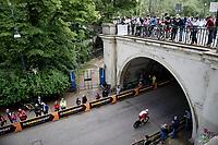 Victor Lafay (FRA/Cofidis)<br /> <br /> 104th Giro d'Italia 2021 (2.UWT)<br /> Stage 1 (ITT) from Turin to Turin (8.6 km)<br /> <br /> ©kramon