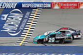 NASCAR XFINITY Series<br /> Irish Hills 250<br /> Michigan International Speedway, Brooklyn, MI USA<br /> Saturday 17 June 2017<br /> Denny Hamlin, Hisense Toyota Camry<br /> World Copyright: Matthew T. Thacker<br /> LAT Images