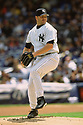 BRONX - CIRCA 1998:  Roger Clemens #12 of the New York Yankees pitches during an MLB game at Yankee Stadium in the Bronx, New York. Garciaparra played for 14 seasons with 3 different teams and was a 6-time All-Star.(David Durochik / SportPics) --Nomar Garciaparra