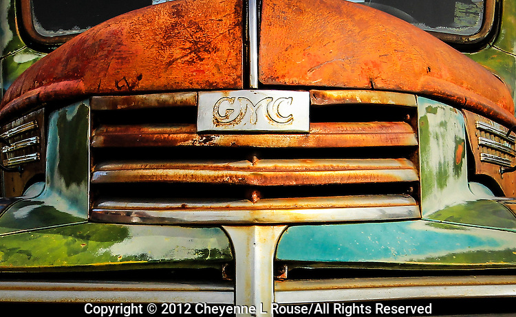"""""""Lust for Rust"""" - GMC - New Mexico"""