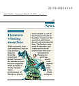 Ballet Flamenco de Andalucia, Sadler's Wells, The Times 23 Mar 2013 - Page #15