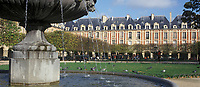 Europe/France/Ile-de-France/Paris : Place des Vosges // Europe / France / Ile-de-France / Paris: Place des Vosges