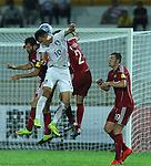 Syria vs Korea Republic during their 2018 FIFA World Cup Russia Final Qualification Round Group A match at the Tuanku Abdul Rahman Stadium on 06 September 2016, in Paroi, Malaysia. Photo by Simon Yap / Lagardere Sports