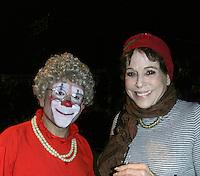 11-18-10 Louise Sorel - Big Apple Circus, NYC