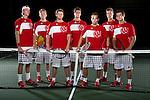 Badger Tennis: Marek and Satral