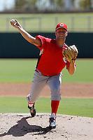 Brad Boxberger - Cincinnati Reds 2009 Instructional League. .Photo by:  Bill Mitchell/Four Seam Images..