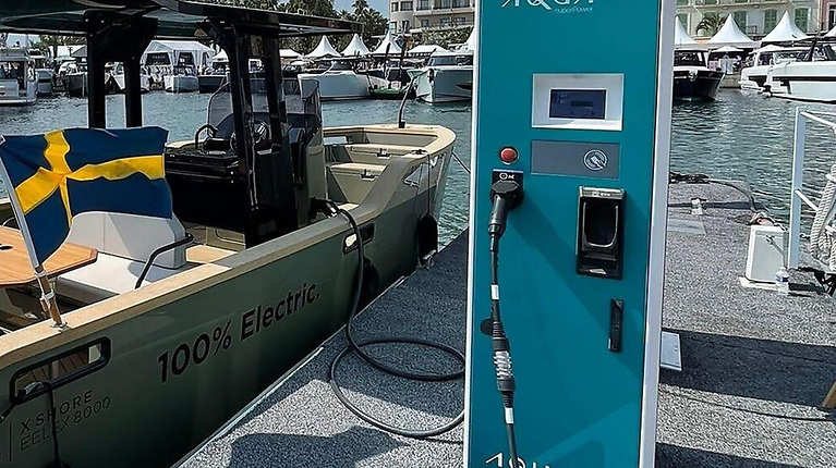 Plymouth's Marine e-Charging Living Lab (MeLL), will provide the pivotal infrastructure required to accelerate innovation and growth