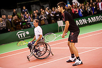 10-2-10, Rotterdam, Tennis, ABNAMROWTT,Rolstoeltennis