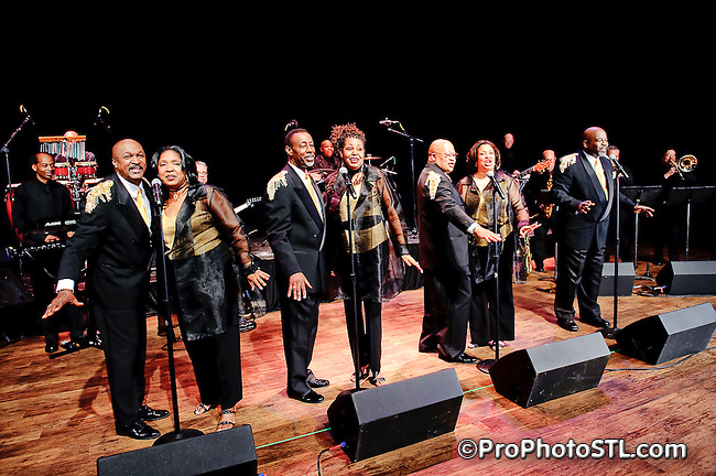 Fabulous Motown Revue live at The Pageant.