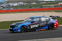 2020 British Touring Car Championship Media day. #15 Tom Oliphant. Team BMW. BMW 330i M Sport.
