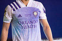 LAKE BUENA VISTA, FL - AUGUST 11: Mauricio Pereyra #10 of Orlando City SC waits for the corner during a game between Orlando City SC and Portland Timbers at ESPN Wide World of Sports on August 11, 2020 in Lake Buena Vista, Florida.
