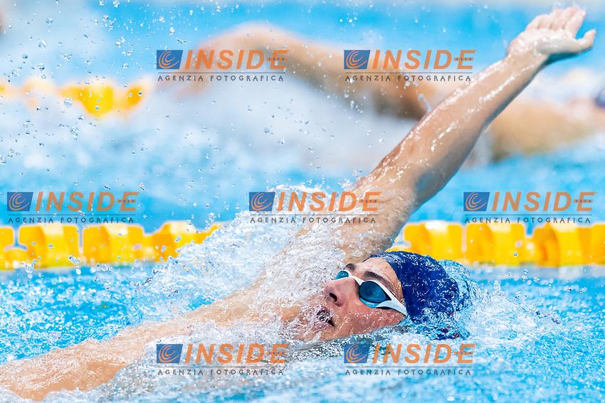 WAREING Thomas MLT<br /> 200m Individual Medley Men Heats<br /> Swimming<br /> Budapest  - Hungary  19/5/2021<br /> Duna Arena<br /> XXXV LEN European Aquatic Championships<br /> Photo Giorgio Scala / Deepbluemedia / Insidefoto