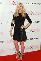 WEST HOLLYWOOD, CA, USA - OCTOBER 23: Heidi Montag arrives at the Life & Style Weekly 10 Year Anniversary Party held at SkyBar at the Mondrian Los Angeles on October 23, 2014 in West Hollywood, California, United States. (Photo by David Acosta/Celebrity Monitor)