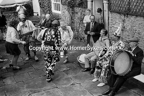 Bellerby Feast, Bellerby Yorkshire England 1973
