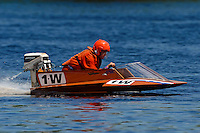 1-W   (Outboard Hydroplane)