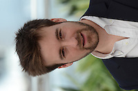 Louis Leprince Ringuet attends the 'La Foret de Quiconces'' photocall during the 69th annual Cannes Film Festival at the Palais des Festivals on May 17, 2016 in Cannes, France.