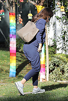LOS ANGELES, CA - JANUARY 7: Jennifer Garner seen arriving at her home in Los Angeles, California on January 7, 2021. <br /> CAP/MPI99<br /> ©MPI99/Capital Pictures