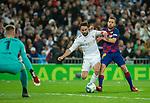 Real Madrid CF's Dani Carvajal seen in action during La Liga match. Mar 01, 2020. (ALTERPHOTOS/Manu R.B.)