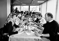 1992, ABNAMROWTT, De traditionele stampotavond voor de pers