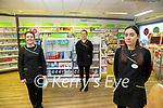 Staff at Lloyds pharmacy, Ashe street, Tralee Cecelia Ahern, Vera Heim and Sinead Walsh.