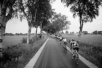 peloton cruising' in the Dutch Mountains... #not<br /> <br /> stage 5: Eindhoven - Boxtel (183km)<br /> 29th Ster ZLM Tour 2015