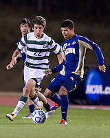 2010 NCAA champion Akron visits Charlotte in the third round of the NCAA Division I men's soccer championship