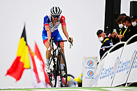 14th July 2021, Muret, France;  GAUDU David (FRA) of GROUPAMA - FDJ during stage 17 of the 108th edition of the 2021 Tour de France cycling race, a stage of 178,4 kms between Muret and Saint-Lary-Soulan.