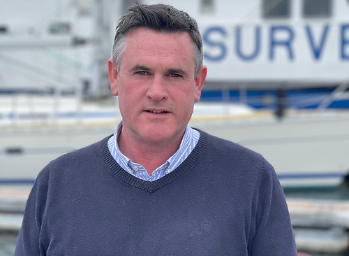 Michael Horgan, Group CEO of Green Rebel Marine