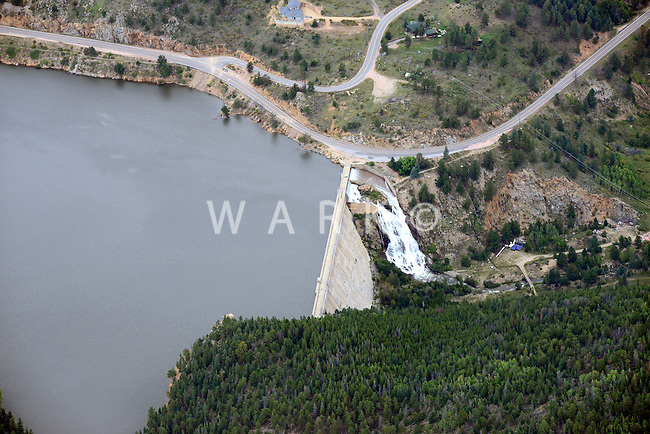Barker Reservoir Dam, Nederland, CO