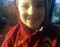 Pictured: Harvey Worgan, image taken from open social media website. NO PERMISSION HAS BEEN SOUGHT BY THE FAMILY FOR THE USE OF THIS IMAGE<br /> Re: Harvey Worgan, 7,  drowned in an indoor swimming pool during a surprise birthday party.<br /> He was found at the bottom of the pool in a tragic accident after going swimming at a family friend's home in North Wales.<br /> The inquest into his death at at Welshpool County Court, heard he had been told by his dad to stay at the shallow end, as he swam during the party.<br /> Harvey and his parents, Ben and Lucy Worgan, were guests at a surprise birthday celebration for Jane Price, at her home.