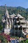 India, Rajasthan, Ranakpur: Jain Temple Complex | Indien, Rajasthan, Ranakpur: Jaina-Tempelanlage