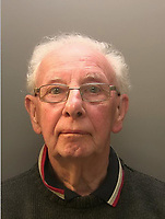 "Pictured: Gwent Police custody picture of Collin Evans<br /> Re: An 82-year-old man has been jailed for eight years for abusing girls aged under 14 while he was volunteering at a Sunday school.<br /> Collin Evans, from Ebbw Vale, committed the assaults in the late 1990s, the Crown Prosecution Service confirmed, while he was in an ""abuse of a position of trust"".<br /> Evans was convicted of 21 counts of sexual assault and appeared at Merthyr Tydfil Crown Court to be sentenced on April 21.<br /> The assaults were committed in a number of different locations."
