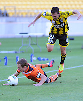 120212 A-League Football - Phoenix v Roar