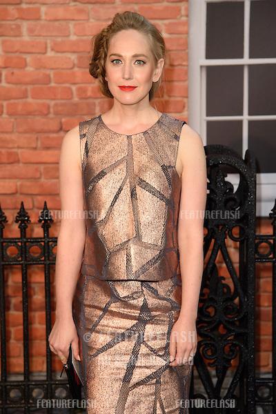 "Hattie Morahan at the UK premiere of ""Mr Holmes"" at the Odeon Kensington, London<br /> June 10, 2015  London, UK<br /> Picture: Steve Vas / Featureflash"