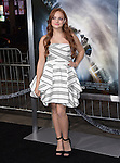 Michelle DeFraites  attends The Paramount Pictures L.A. Premiere of Project Almanac held at The TCL Chinese Theater  in Hollywood, California on January 27,2015                                                                               © 2015 Hollywood Press Agency