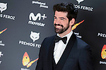 Miguel Angel Muñoz attends to the Feroz Awards 2017 in Madrid, Spain. January 23, 2017. (ALTERPHOTOS/BorjaB.Hojas)