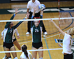 Tulane vs. UCF Volleyball