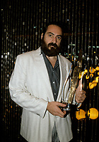 August 28, 1987 File Photo - Montreal (Qc) Canada -.<br /> The movie directed by Claude Gagnon won the Grand-Prix des Amerique - Grand Prize of the Americas that year<br /> IN PHOTO : Claude Gagnon,