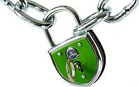 padlock with key - 12.03.2008    *** Local Caption *** 01044347