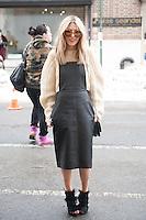 NYC Fashion Week FW 14 Street Style Day 4