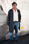 """Eduard Fernández during the photocall of the start filming the spanish film """"1898. Los ultimos de Filipinas"""" in Madrid. May 05, 2016. (ALTERPHOTOS/BorjaB.Hojas)"""
