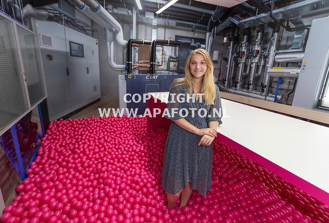 Groenlo, 160721<br />Ruth Feenstra in de werkruimte van BINX Smartility<br />Foto: Sjef Prins - APA Foto