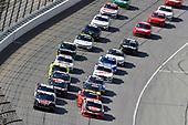 #12: Joey Logano, Team Penske, Ford Mustang Snap on and #20: Christopher Bell, Joe Gibbs Racing, Toyota Supra Rheem