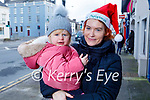 Harper and Jessica O'Sullivan ready to shop in Castleisland