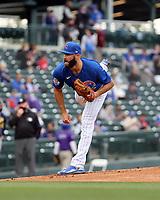 Jake Arrieta - Chicago Cubs 2021 spring training (Bill Mitchell)